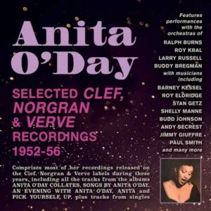Selected Clef,  Norgran & Verve Recordings 1952-56 - Anita O'Day