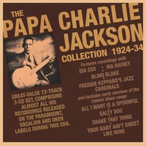 The Papa Charlie Jackson Collection