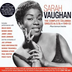 The Complete Columbia As & Bs, 1949-53 - Sarah Vaughan