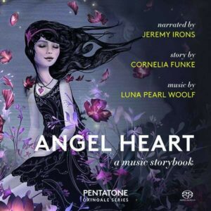 Angel Heart, A Music Storybook - Jeremy Irons