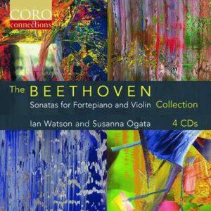Beethoven: Complete Violin Sonatas - Susanna Ogata