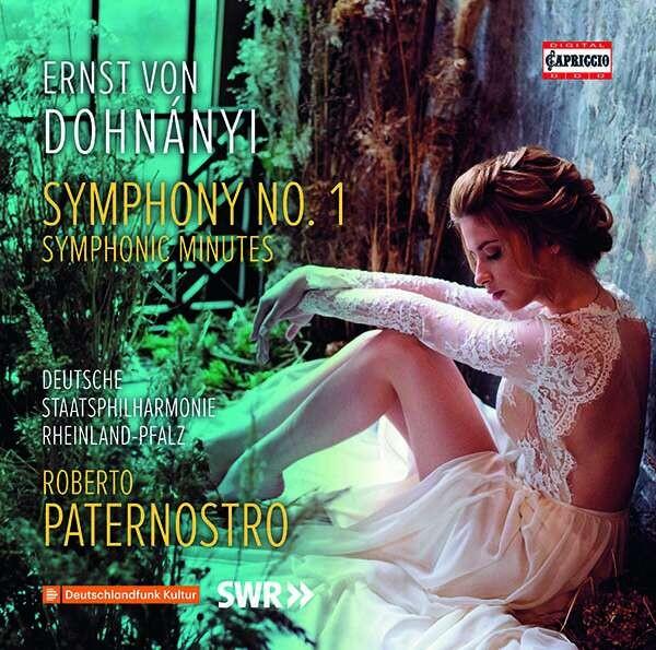 Ernst Von Dohnanyi: Symphony Nr.1 - Roberto Paternostro