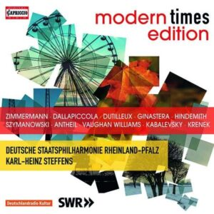 Modern Times Edition - Nina Stemme