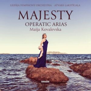 Majesty, Operatic Arias - Maija Kovalevska