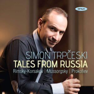 Tales From Russia - Simon Trpceski