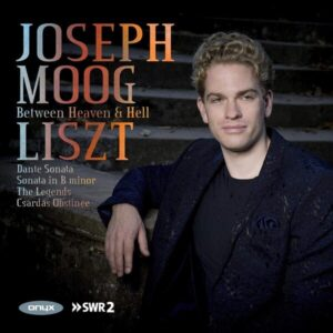Franz Liszt: Between Heaven and Hell - Joseph Moog