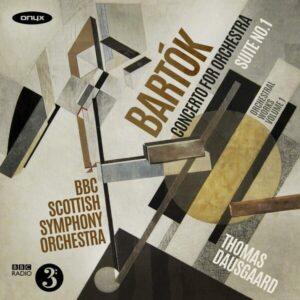 Bartok: Orchestral Works Vol.1 - Thomas Dausgaard