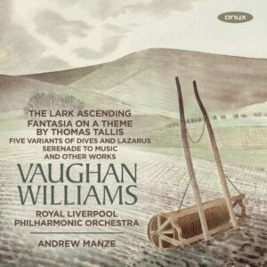 Vaughan Williams The Lark Ascending - James Ehnes