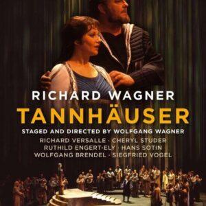 Wagner: Tannhauser (Live From The Bayreuth Festival 1989) - Giuseppe Sinopoli