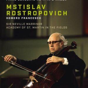 Haydn: Cello Concertos Nos. 1 & 2, Piano Concerto No. 11 - Mstislav Rostropovich
