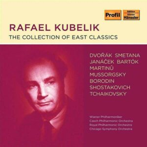 The Collection of East Classics - Rafael Kubelik