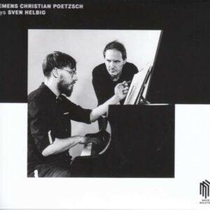 Poetzsch Plays Helbig - Clemens Christian Poetzsch