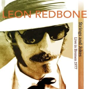 Strings And Jokes (Vinyl) - Leon Redbone