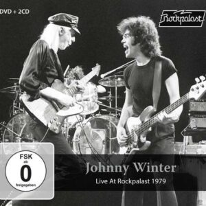 Live at Rockpalast 1979 - Johnny Winter