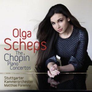 Chopin: Piano Concertos Nos.1 & 2 - Olga Scheps