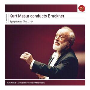 Bruckner: Symphonies No.1-9 - Kurt Masur