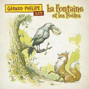 Gérard Philipe Lit La Fontaine Et Les Poètes