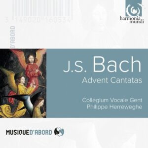 Bach: Advent Cantatas - Philippe Herreweghe