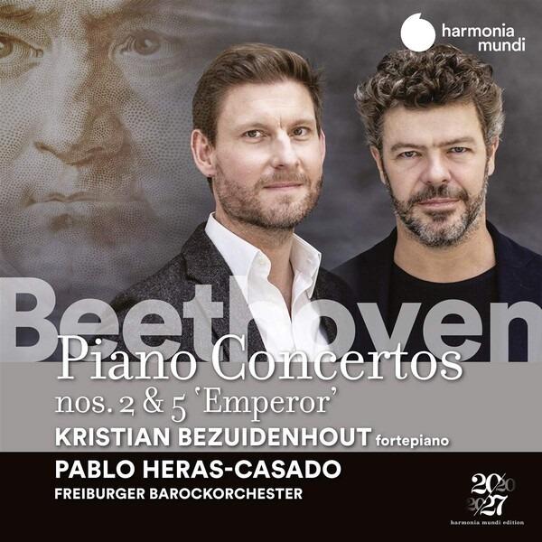 Beethoven: Piano Concertos Nos.2 & 5 - Kristian Bezuidenhout