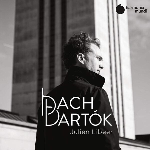Bach Bartok - Julien Libeer