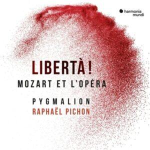 Mozart: Liberta - Sabine Devielhe