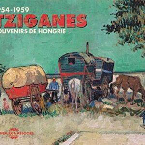 Tziganes: Souvenirs De Hongrie 1954-1959