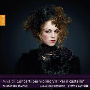 Vivaldi: Concerti Per Violino Vol.VII - Ottavio Dantone