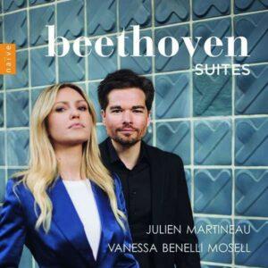 Beethoven: Suites (for Mandolin) - Julien Martineau