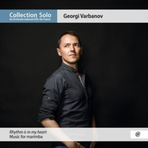 Rhythm Is In My Heart, Music for Marimba - Georgi Varbanov