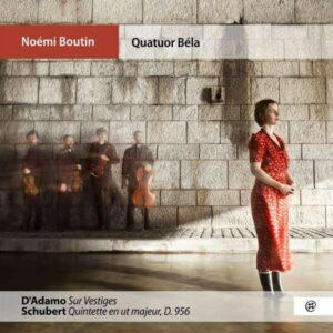 Daniel D'Adamo / Franz Schubert - Noemi Boutin