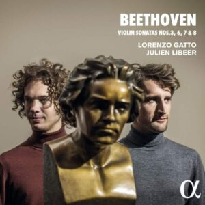 Beethoven: Violin Sonatas Nos.3, 6, 7 & 8 - Lorenzo Gatto
