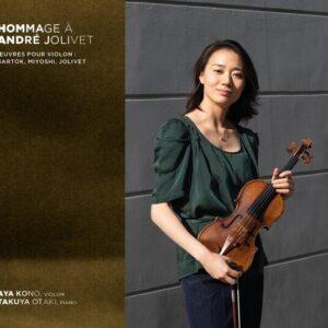 Hommage A Andre Jolivet - Aya Kono