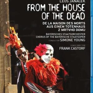 Janá?ek: From The House of The Dead - Bo Skovhus