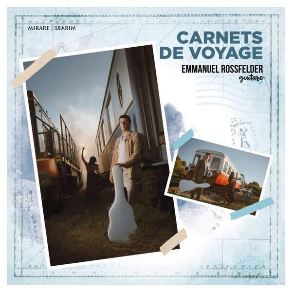 Carnets De Voyage (Vinyl) - Emmanuel Rossfelder