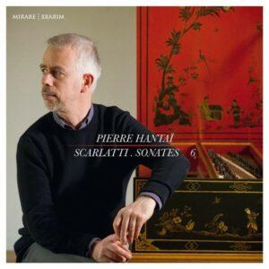 Domenico Scarlatti: Sonatas Vol. 6 - Pierre Hantai