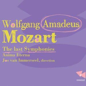 Mozart: The Last Symphonies - Jos Van Immerseel