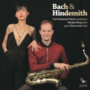 Bach & Hindemith - Carl-Emmanuel Fisbach