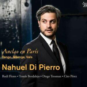 Anclaio en Paris - Nahuel Di Pierro