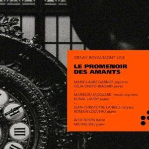 Le Promenoir des Amants - Marie-Laure Garnier