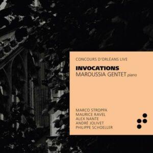 Invocations - Maroussia Gentet