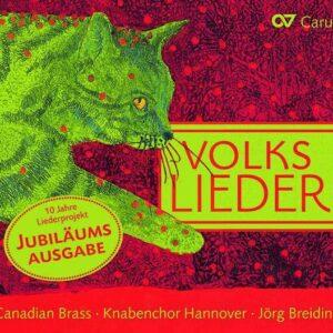 Volkslieder - Knabenchor Hannover