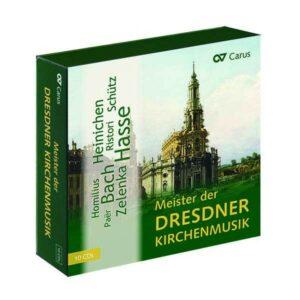 Meister Der Dresdner Kirchenmusik - Hans-Christoph Rademann