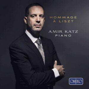 Hommage A Liszt - Amir Katz