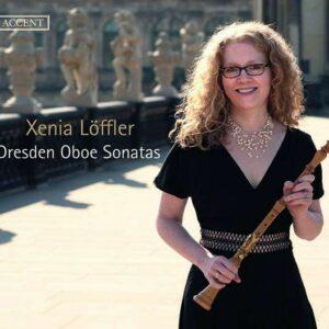 Dresden Oboe Sonates - Xenia Löffler