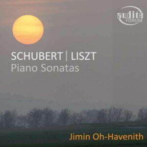 Liszt / Schubert: Piano Sonatas - Jimin Oh-Havenith
