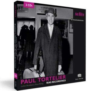 RIAS Recordings - Paul Tortelier
