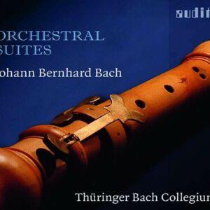 Johann Bernhard Bach: Orchestral Suites - Thuringer Bach Collegium