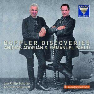 Franz Doppler / Carl Doppler: Doppler Discoveries - Emmanuel Pahud