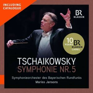 Pyotr Ilyich Tchaikovsky: Symphony No. 5, Francesca Da Rimini - Mariss Jansons
