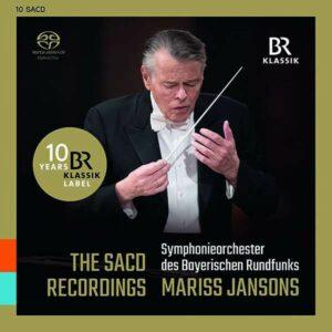 The SACD Recordings - Mariss Jansons
